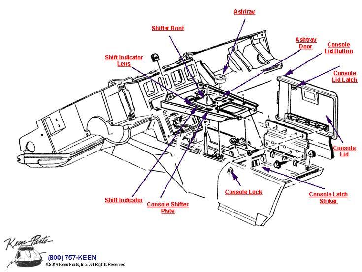 C4 Corvette Parts Diagram Fresh Keen Corvette Parts