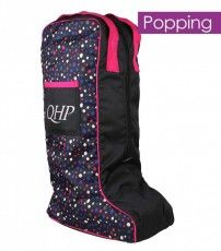 Keep your riding boots in top condition with our funky boot bag. Available in different patterns.