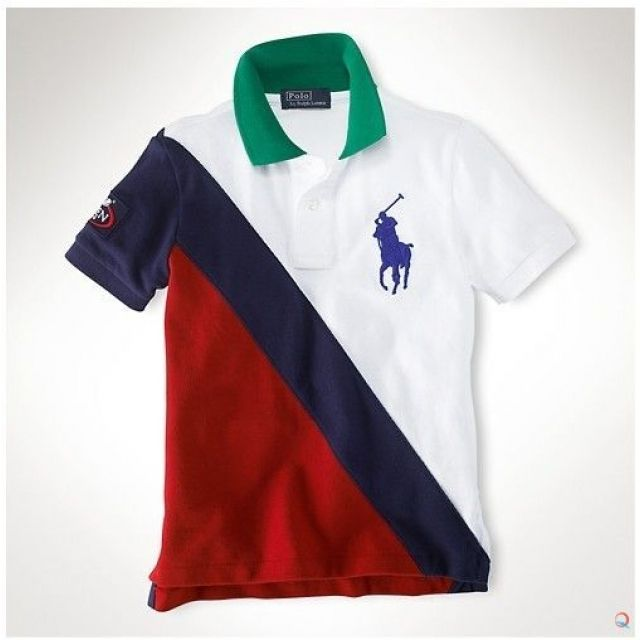 Welcome to our Ralph Lauren Outlet online store. Ralph Lauren Kids Polo  Short Sleeve T