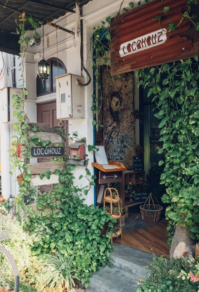 locahouz Cafe in Melacca