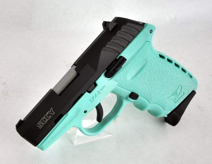@sccyfirearms SCCY Industries CPX-2 Blue 9mm 3.1