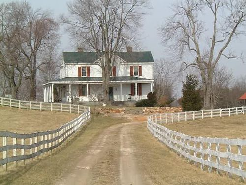 "Hi everyone-I guess its my turn now so I was thinking of ""A Simple Life-farmhouse-cottage in whites. Happy pinning :-)"