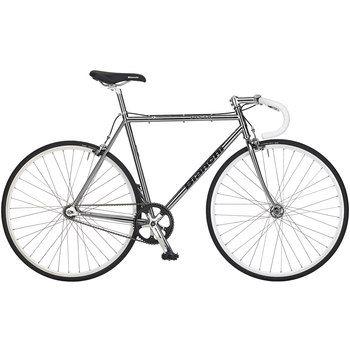 Image of Bianchi PISTA STEEL Singlespeed Urban/Trackbike - 2017 - chrom plated/black(CP)