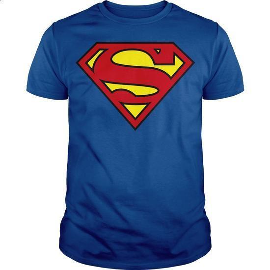 Superman DC classic logo - #womens hoodies #harvard sweatshirt. I WANT THIS => https://www.sunfrog.com/Geek-Tech/Superman-DC-classic-logo-.html?60505
