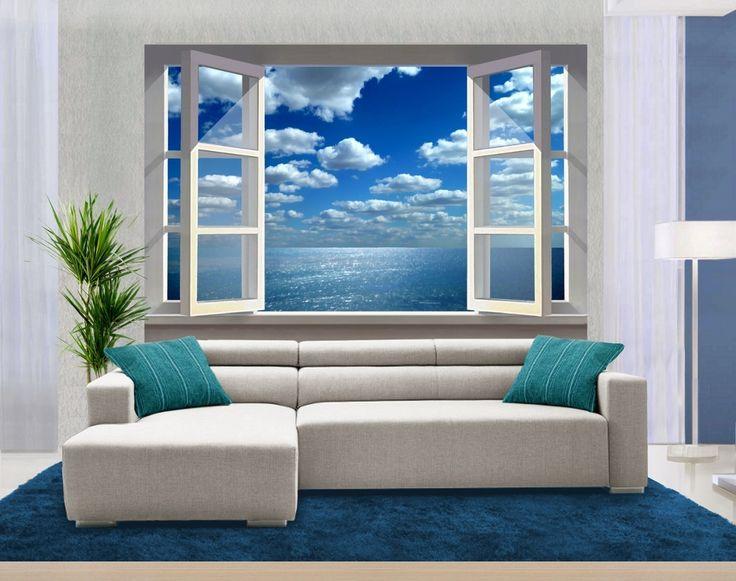 Immagine muro con fantasia pinterest - Poster giganti per camere da letto ...