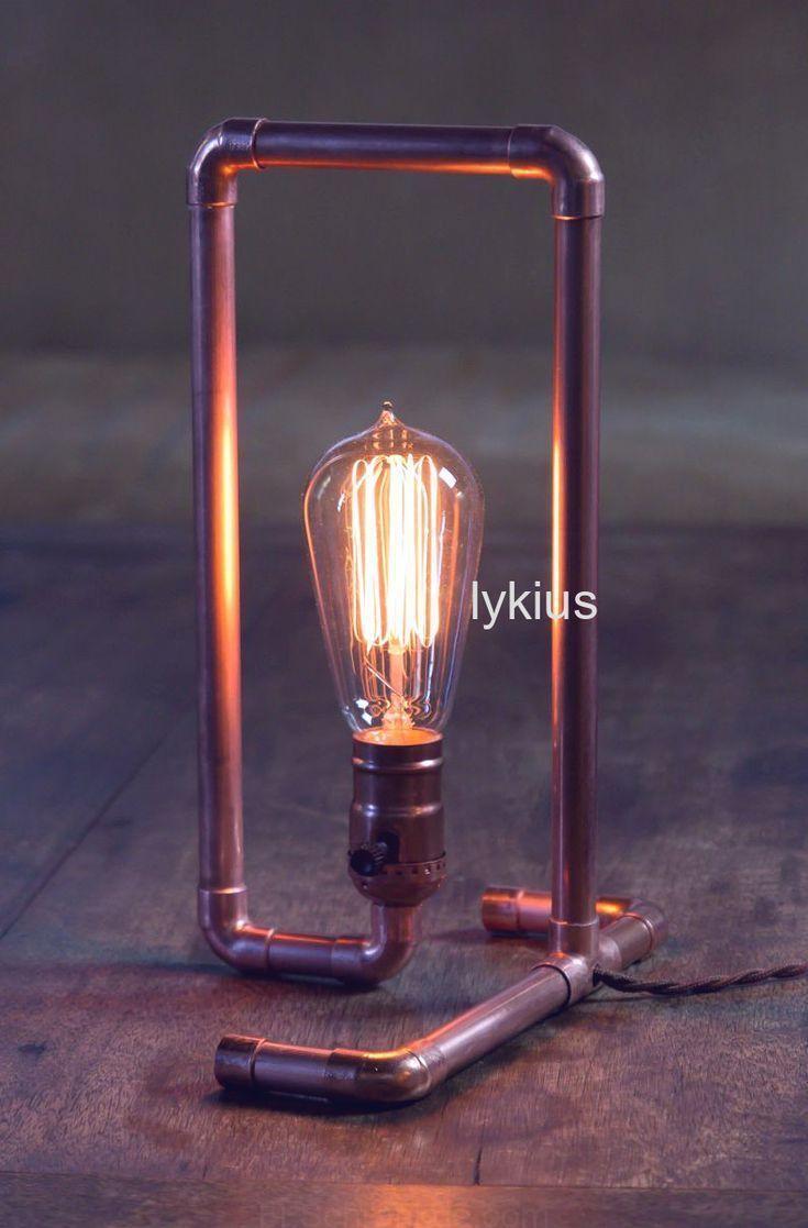 Fabriquer Une Lampe Style Industriel Épinglé par adela sur lamps | diy lampe, diy lampe