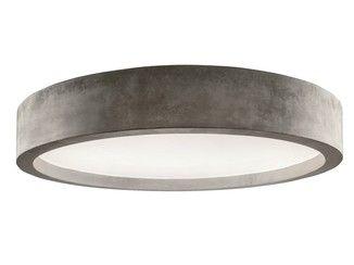 Plafon de cimento com luz direta ZERO51 | Plafon - LUCIFERO'S