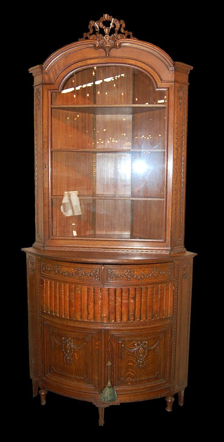 Antique cabinets for sale french corner cabinet for sale for Cupboards and cabinets