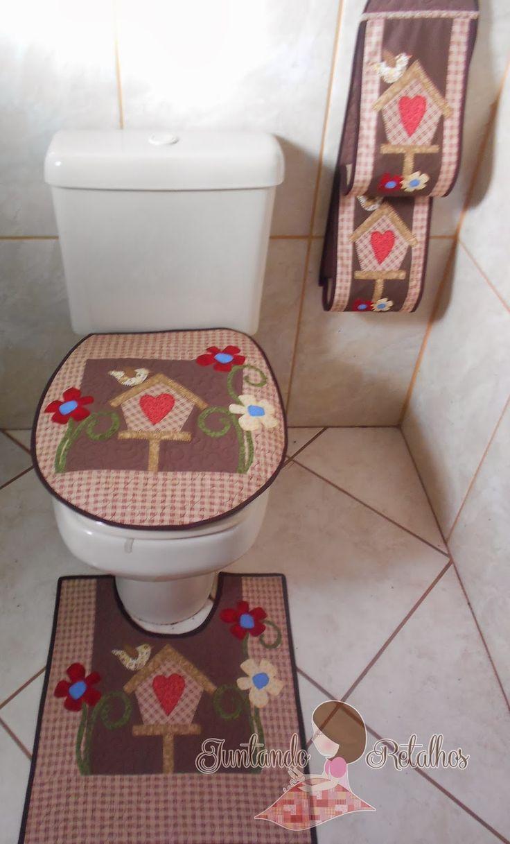 Juntando Retalhos : banheiro