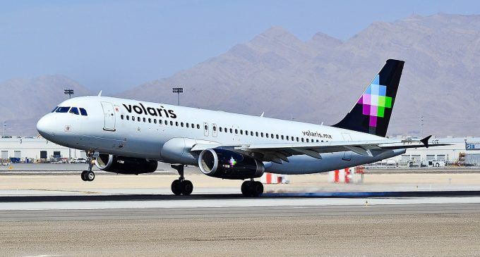 Volaris Airbus A320 Hits Clear Air Turbulence, Injures