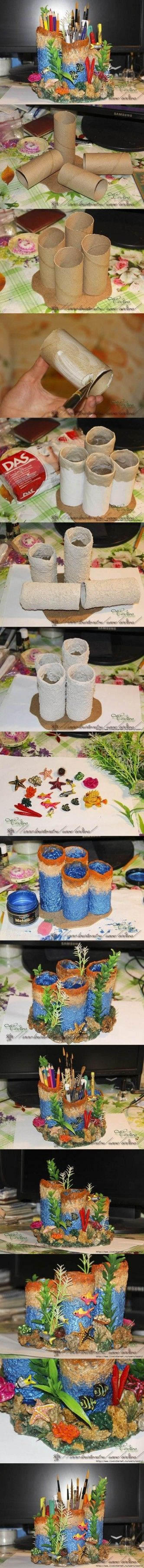 Best 25+ Coral reef craft ideas only on Pinterest