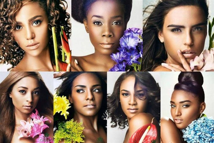 Miss Universe Curacao 2016 Meet the finalists