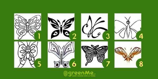 test farfallaQuale farfalla ti piace? Il test che svela qualcosa del tuo subconscio che forse non sapevi
