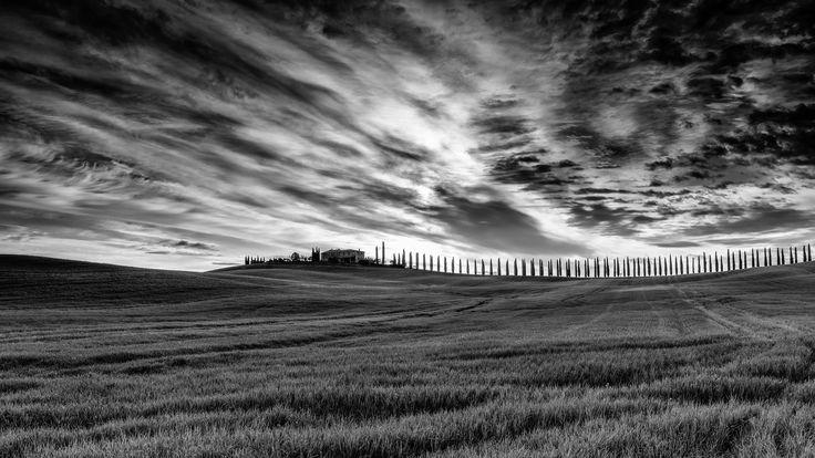 Stormy countryside by Fabrizio Lunardi on 500px