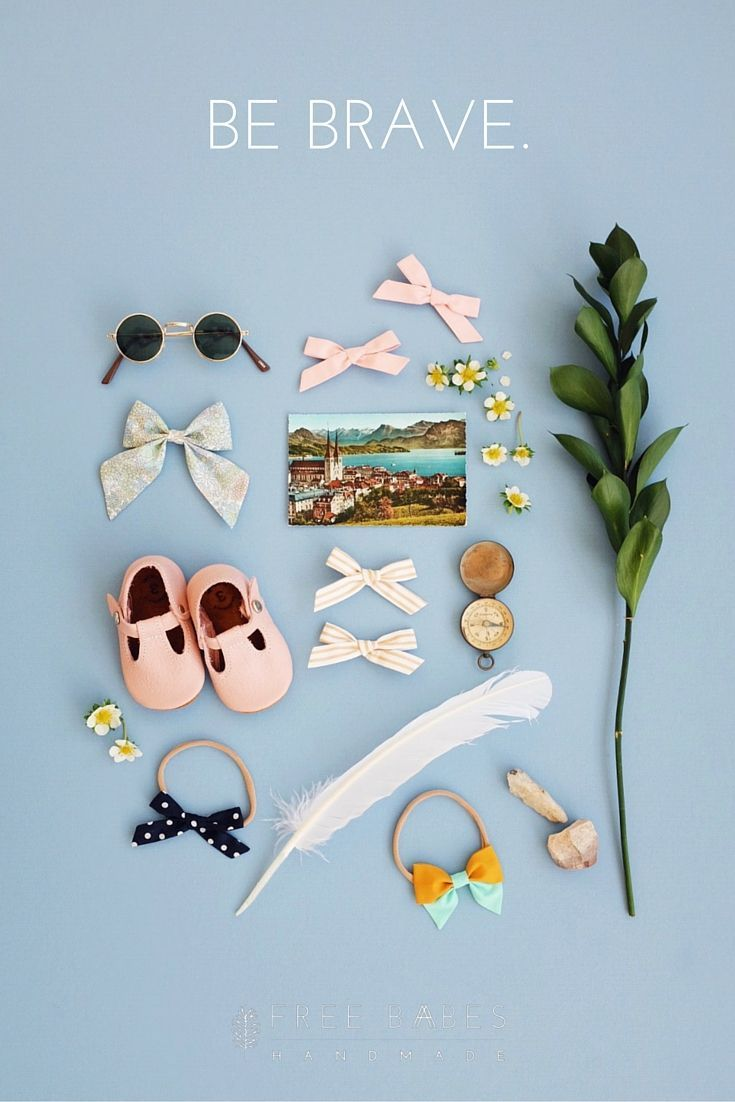 Macys baby hair accessories - The Free Babes Handmade Summer Collection Has Your Hair Accessories Covered For Every Summer Adventure