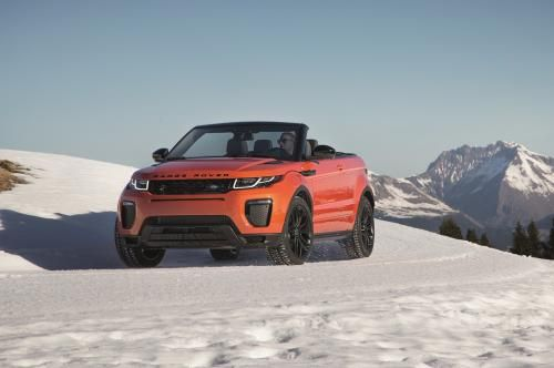 Who is going to Hate Range Rover Evoque Convertible? by Margaret Barrett