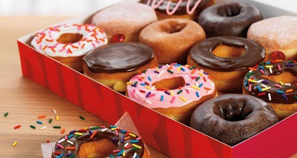 Dunkin' Donuts Rattled by Rodents