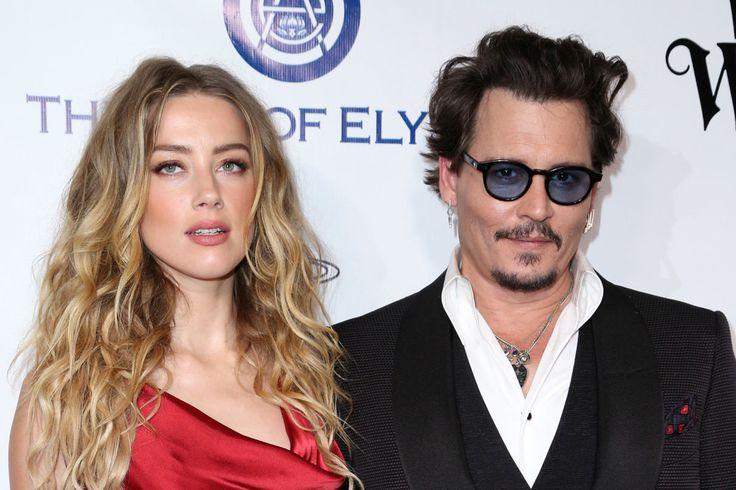 Vydierala Amber Heardová Johnnyho Deppa? - zena.sme.sk