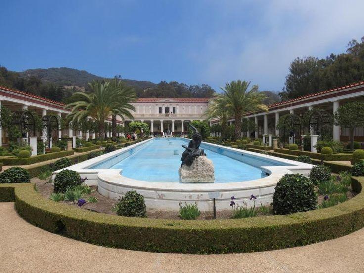 Getty villa 1