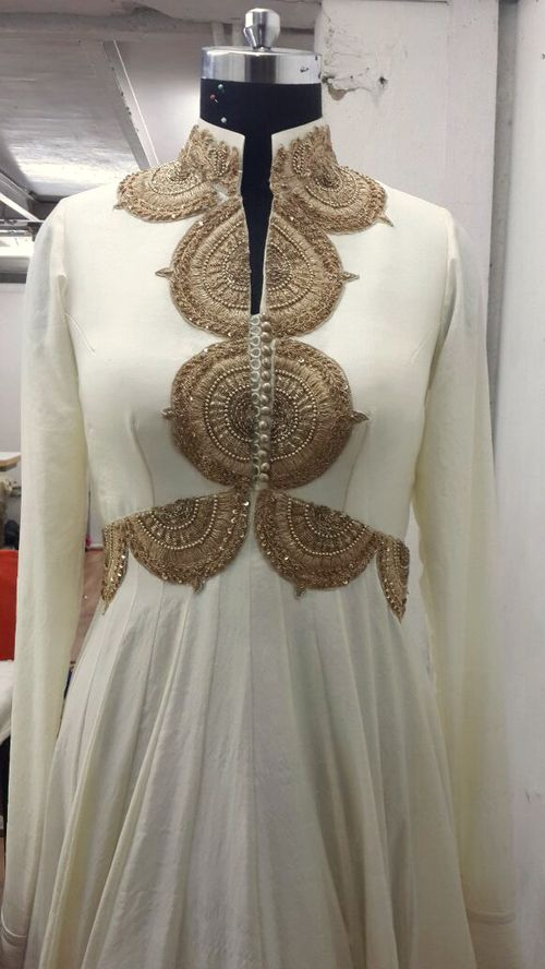 #anarkali #indianbridal #zaffran #custommade #indianclothes #onlineindianshop at www.waliajones.com