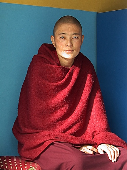The Tibetan Photo Project-Gallery 48-Ohio ༺Ani Choying Dolma, also known as Choying Dolma and Ani Choying, is a Buddhist nun and musician from the Nagi Gompa nunnery in Nepal.༻ Such an amazing and courageous woman with a voice that can sooth my uptight soul! <3