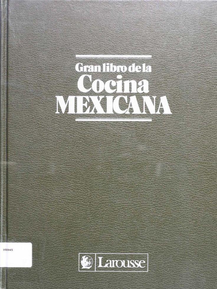 El gran libro de la cocina mexicana dangeli