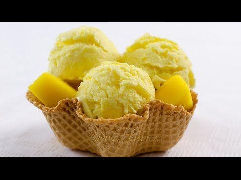 Inghetata de mango | JamilaCuisine - YouTube