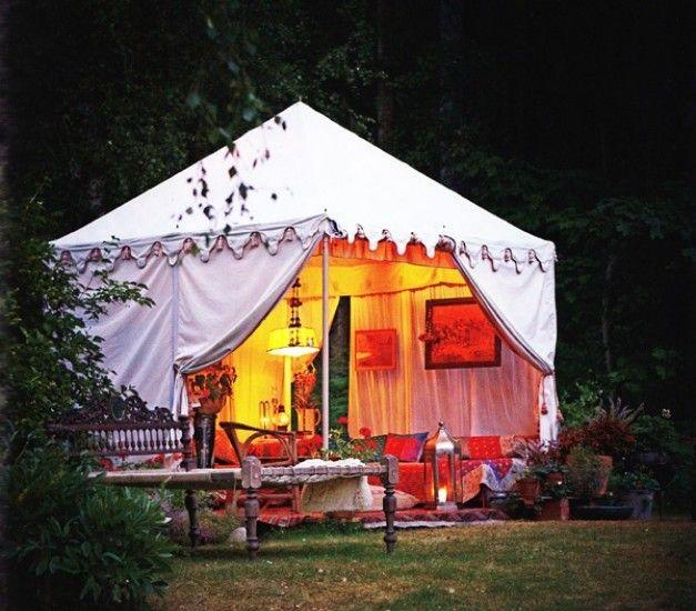 Pergola Tent Ideas | Pergolas / Gazebo (shared via SlingPic)