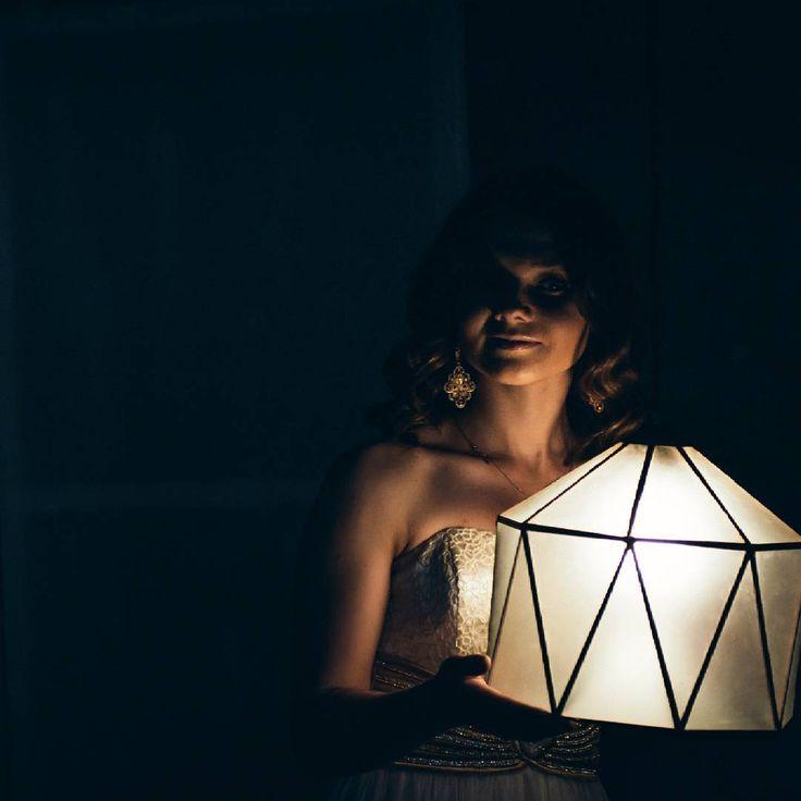 "Designer Mishael Rihter:- ""Tender warm light is enclosed in the model ""Yurt"". Make the light even more intimate hardly possible.""(с) Frosted glass. #loft #loft #creative #design #madeinrussia #lighting design #loftdesign #designer #rustic #lighting design #drawing #lamp #light #design #scandinaviandesign #scandinavianstyle #promyshlennyy #artist #artistwork #geometry #designinterior #grunge #eyes #girl #Gothic"
