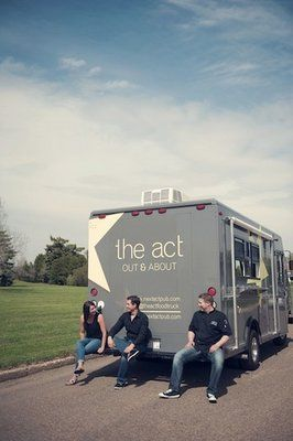 THE ACT - great burgers