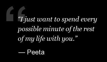 """Our Favorite """"Catching Fire"""" Quotes"""