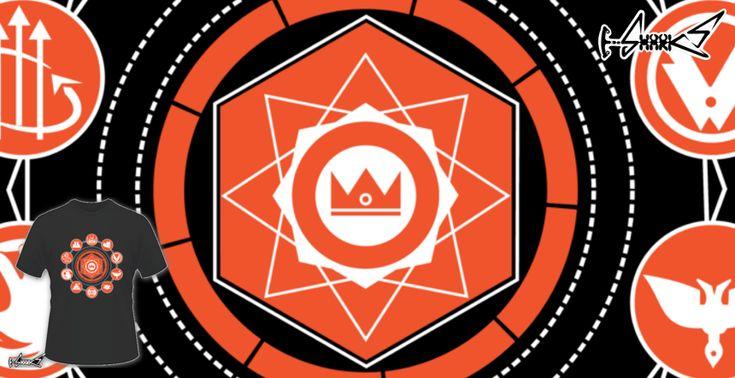 Magliette+Warlock+Sunsinger+-+Disegnato+da+:+Chesterika