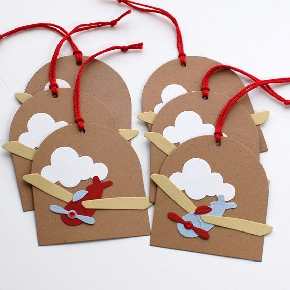 Airplane Birthday Party Favor Tags: 1000+ Ideas About Loot Bags On Pinterest