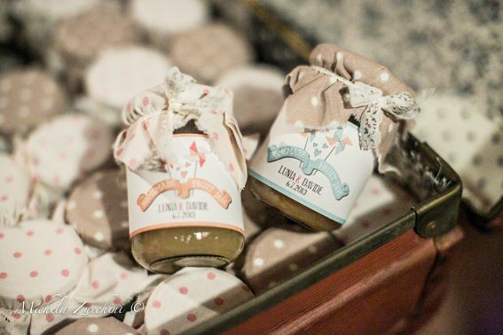 Bomboniere fatte in casa- marmellate <3 @Michela Zucchini Fotografia