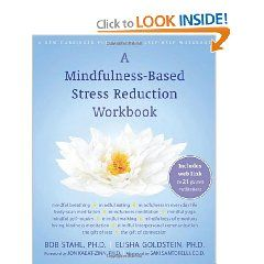 mindfulness based stress reduction workbook pdf