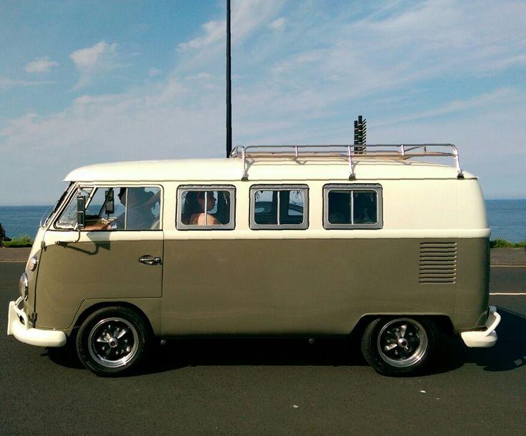 Tynemouth Classic Vw Rally Festival Vwlove Vw Bus