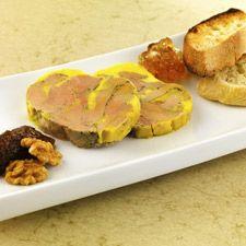 Terrine de foie gras du Périgord mi-cuit, mariné au liquoreux | Gastronomie en Aquitaine