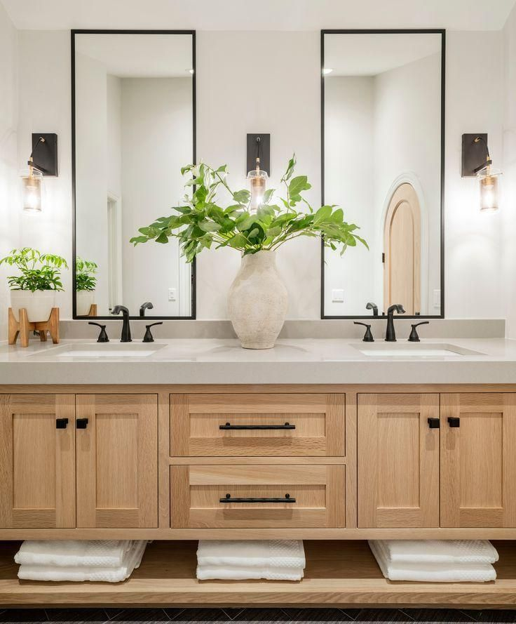 17++ Farmhouse bathroom cabinets and vanities model