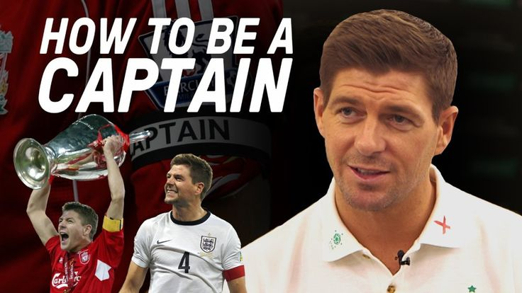 #Gerrard Reveals The Secret To Being A Captain - catch up with #SG8 as he talks through what he thinks makes a good #football captain. #LFC http://www.gosoccertube.com/steven-gerrard-reveals-secret-captain/