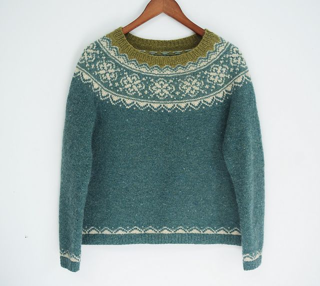 Ravelry: Seachange pattern by Jennifer Steingass