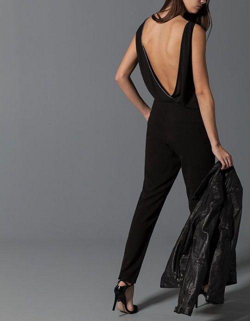 L'alternative à la petite robe noire Au placard la petite robe noire pour les fêtes de fin d'année ! Après…