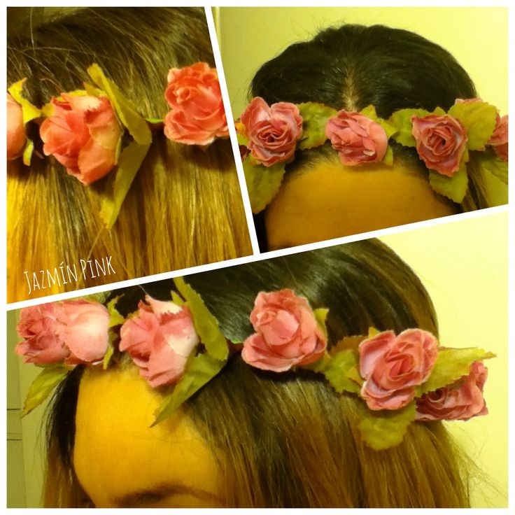 #flowercrown #floral #headband #flores #crown #romantic #flower #fashion #accesories #fashionista #mode #woman #hair