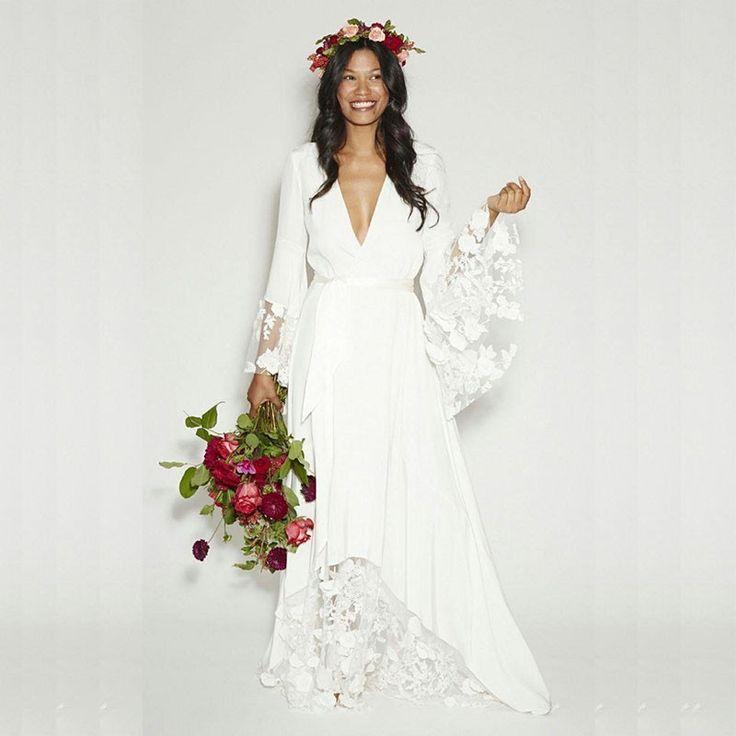 156 besten bruids jurk Bilder auf Pinterest | Hochzeitskleider ...