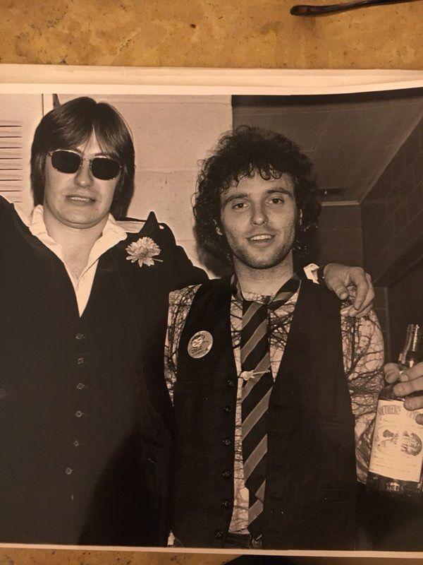 Southside Johnny and Nils Lofgren