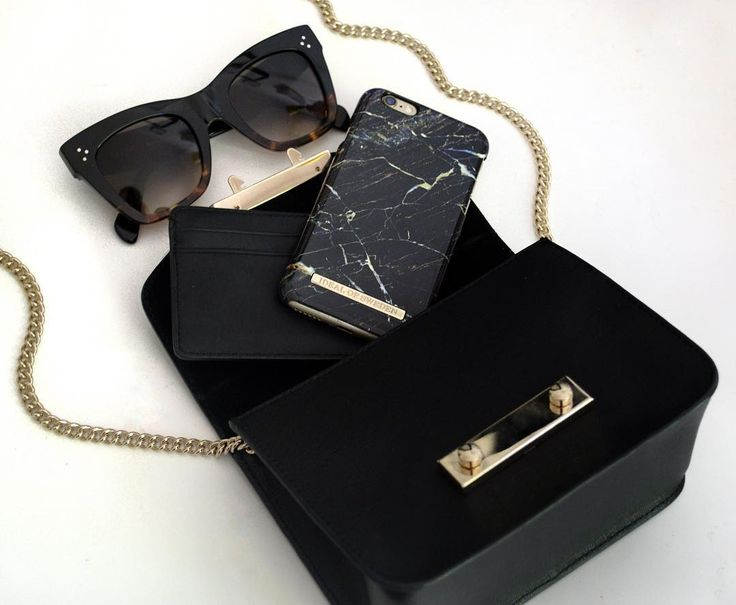 Port Laurent Marble by lovely @fashionboss_ie - Fashion case phone cases iphone inspiration iDeal of Sweden #marble #black #blue #gold #fashion #inspo #iphone #marmor