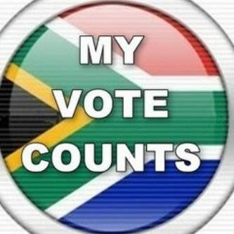 So #Absolutely full of #Joy as this is #SouthAfrica's 5th #DemocraticElection. Sending out #SouthAfricanBlessings to all #BeautifulSouls around the #Globe. ♥ Bella ♥