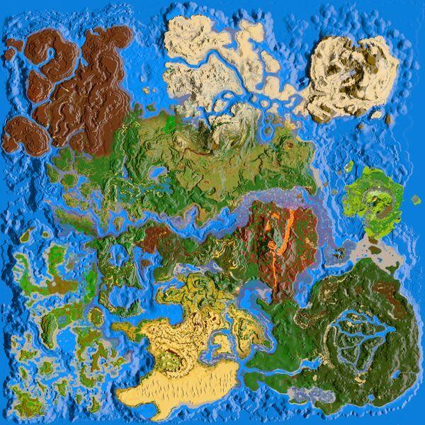 Crystal Isles Official Ark Survival Evolved Wiki Ark Survival Evolved Ark Survival Evolved Tips Art