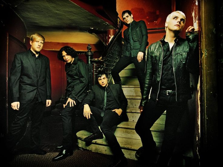 my chemical romance | Wallpaper de My Chemical Romance