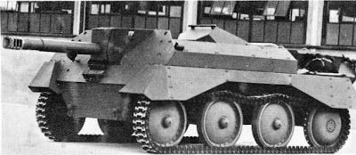 The Man Cave: British Prototype Tanks of WW2