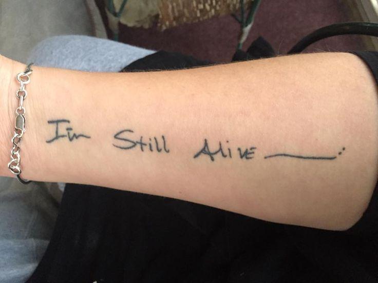 Pearl Jam lyric.  Alive